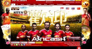 AONCASH Merupakan Situs Judi Online Terpopuler Di Indonesia